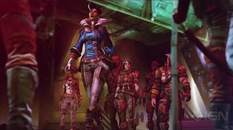 Borderlands The Pre-Sequel - Lady Hammerlock Release Trailer