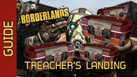 BL1 Treacher's Landing Complete Guide