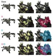Borderlands2 weapon dahl smg body additions by kevin duc