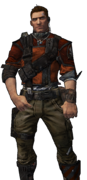 BL2-Axton-Skin-Red Right Hand
