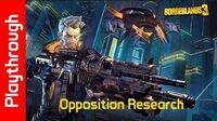 Opposition Research