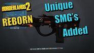 Borderlands 2 Reborn - Все новые пистолеты-пулеметы