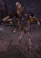 Undead Psycho Badass Type 5A