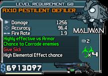 AX10 Pestilent Defiler happypal
