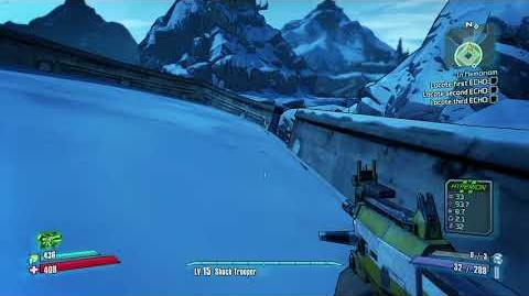 Borderlands 2 In Memoriam Walkthrough