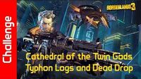 Desolation's Edge Challenge Typhon Logs and Dead Drop