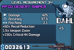 LZ Desert Sniper