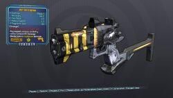 Stiff 88 Fragnum 57 Orange Explosive