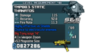 TMP88.3 Static Thanatos