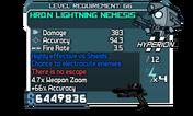 HRD.N Lightning Nemesis