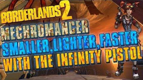 Video - Borderlands 2 - How To Use The Infinity Pistol With