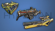 Hyperion Weapon Examples BL3
