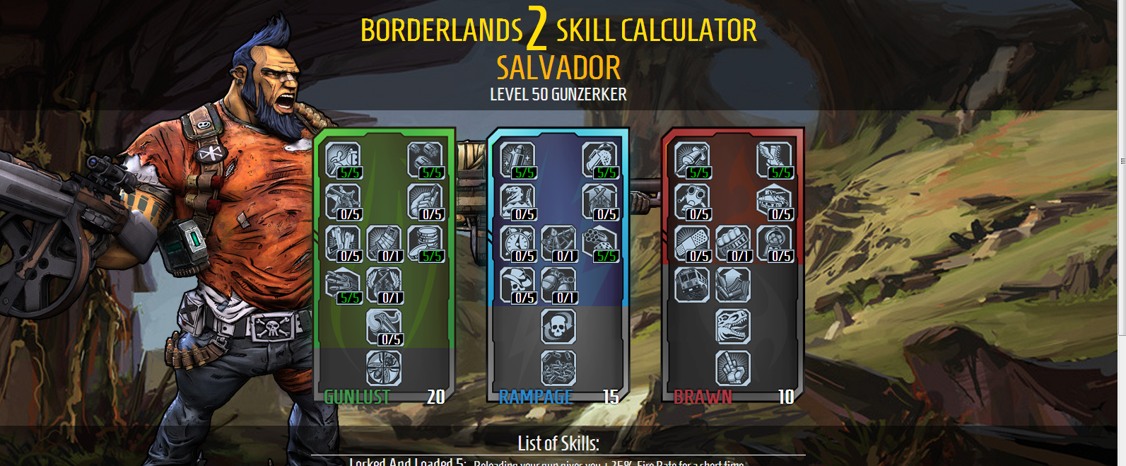 Category:Salvador Builds | Borderlands Wiki | FANDOM powered