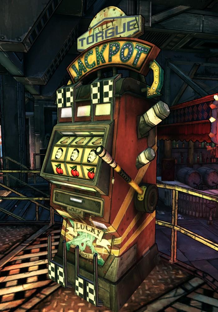 Slot machine bug borderlands 2