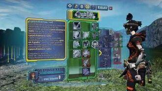 Borderlands 2 Gaige LVL 51 Terramorphous TVHM-0