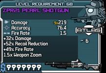 ZPR21 Pearl Shotgun happypal