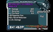 Fry AR490-OP4 Glorious Mauler