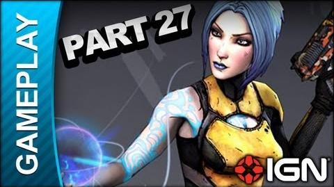 Borderlands 2 - A Dam Fine Rescue Part 1 - Siren Playthrough
