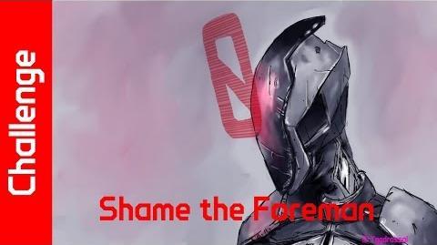Shame the Foreman