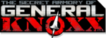 The Secret Armory of General Knoxx logo