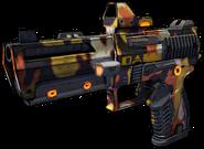 Gun rarity purple