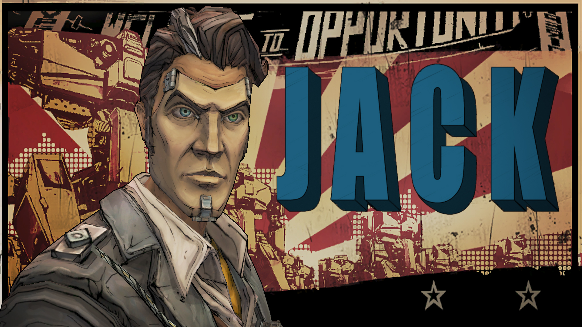 Handsome Jack Borderlands Wiki Fandom