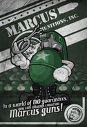 Marcus Munitions Borderlands by MarkuzR