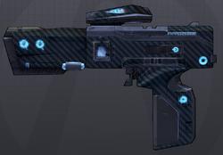 Peppy Handgun