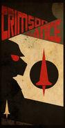 Crimson Lance Poster 2 by zarengo