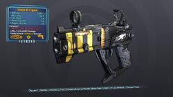 Intense 88 Fragnum 57 Orange Explosive
