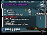 Jakobs Sledge's Shotgun