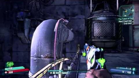 Borderlands 2 Southpaw Steam and Power Cult Of The Vault Challenge Locations