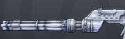 Assault spinigun barrel