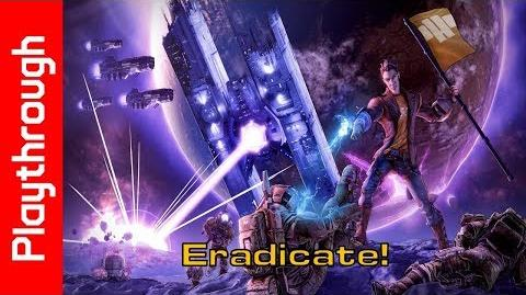 Eradicate!
