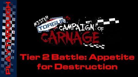 Tier 2 Battle Appetite for Destruction
