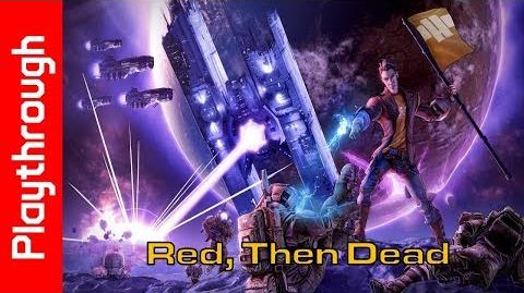 Red, Then Dead