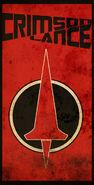 Crimson Lance Poster 4 by zarengo