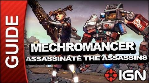 Assassinate the Assassins - Mechromancer Walkthrough Part 1