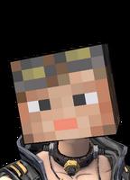 Голова - Наездница на свиньях