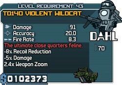 43ViolentWildcat