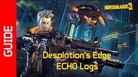 Desolation's Edge ECHO Recordings
