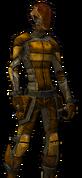 BL2-Zer0-Skin-Evil Orange