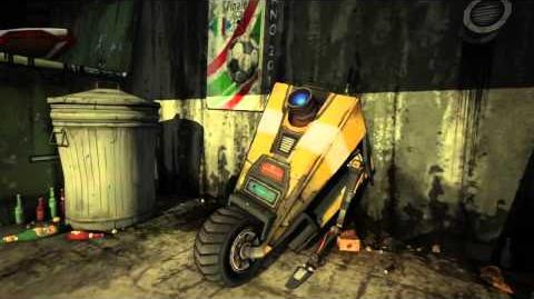 Borderlands 2 Claptrap web series season 2, episode 2