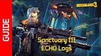 Sanctuary III ECHO Recordings