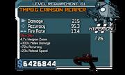 TMP8.G Crimson Reaper