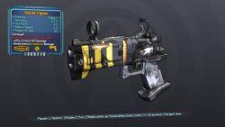 Thick 88 Fragnum 57 Orange Explosive