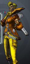 Vault Hunter Resplendent Aurelia