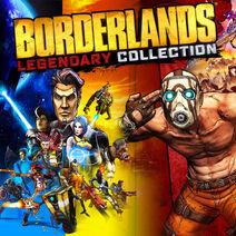 Borderlands Legendary Collection portada