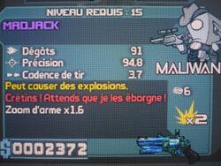 Madjack 3