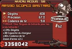 AR590 Scoped Bastard